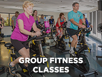 Group Fitness Class Registration