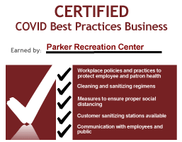 COVID Best Practices Business Certificate