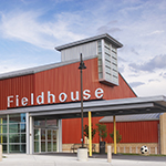 Fieldhouse Closed