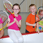 Parker Tennis Fun Day