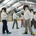 Youth Fencing