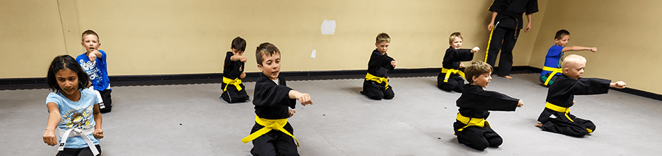 Youth Martial Arts Class