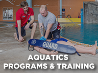 Aquatics Programs and Training Registration