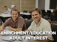 Enrichment-Education Adult Registration