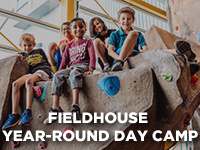 Fieldhouse Year-Round Day Camp Information