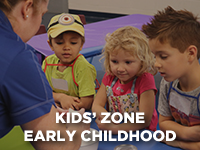 Kids' Zone Registration