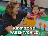 Kids' Zone Parent-Child Registration