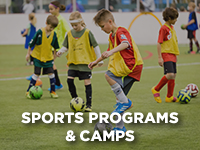 Sports Programs and Camps Registration