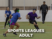 Sports Leagues Adult Registration